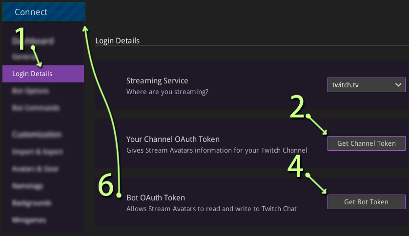 how to connect steam account to twitch